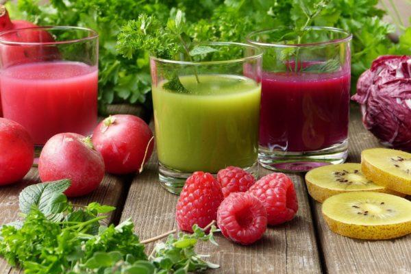 koktajle warzywno-owocowe